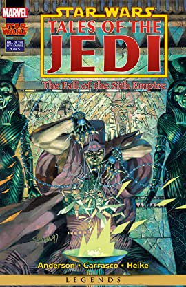 Star Wars: Tales of the Jedi - The Fall of the Sith Empire (1997) #1 (of 5)