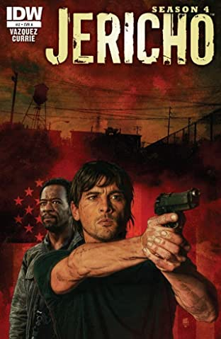 Jericho: Season 4 #2 (of 5)