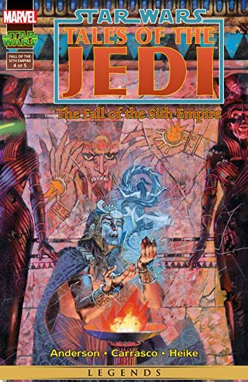Star Wars: Tales of the Jedi - The Fall of the Sith Empire (1997) #4 (of 5)