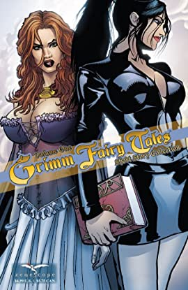 Grimm Fairy Tales: Short Story Collection