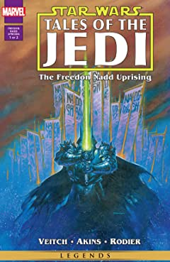 Star Wars: Tales of the Jedi - The Freedon Nadd Uprising (1994) #1 (of 2)