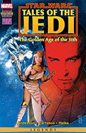 Star Wars: Tales of the Jedi - The Golden Age of the Sith (1996-1997) #1 (of 5)