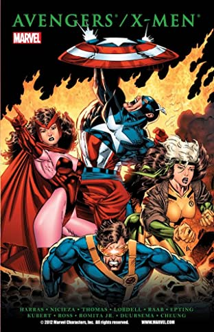 Avengers/X-Men: Bloodties