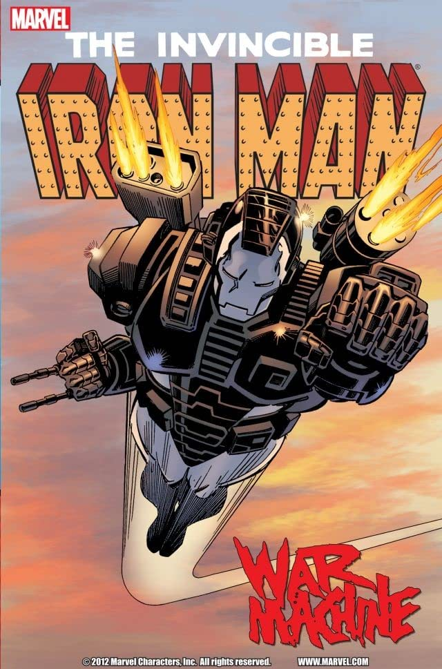 Iron Man: War Machine