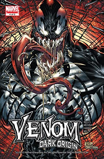 Venom: Dark Origin #4