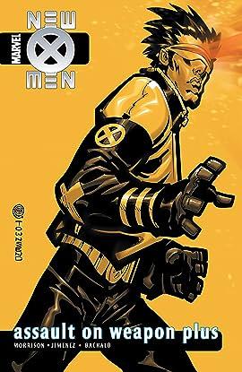 New X-Men By Grant Morrison Vol. 5: Assault on Weapon Plus