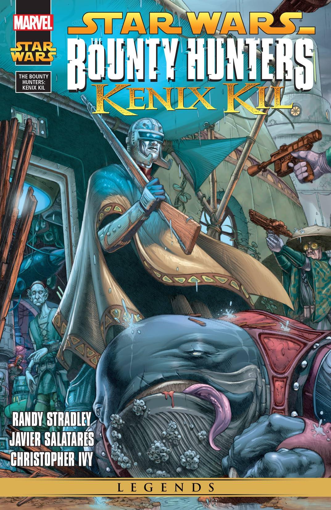 Star Wars: The Bounty Hunters - Kenix Kil (1999)