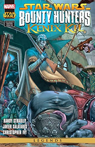 Star Wars: The Bounty Hunters - Kenix Kil (1999)
