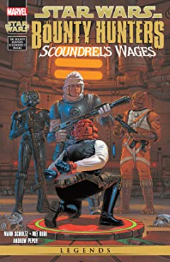 Star Wars: The Bounty Hunters - Scoundrel's Wages (1999)