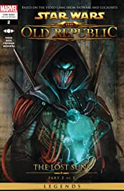 Star Wars: The Old Republic - The Lost Suns (2011) #2 (of 5)