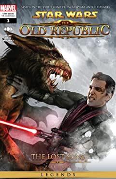 Star Wars: The Old Republic - The Lost Suns (2011) #3 (of 5)