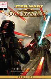 Star Wars: The Old Republic - The Lost Suns (2011) #4 (of 5)