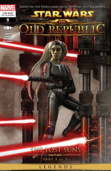 Star Wars: The Old Republic - The Lost Suns (2011) #5 (of 5)