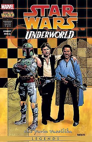 Star Wars: Underworld - The Yavin Vassilika (2000-2001) #1 (of 5)