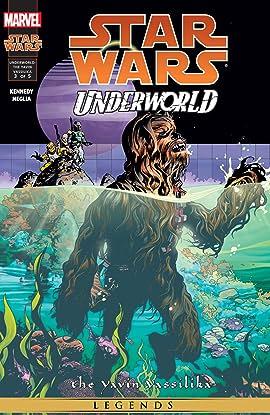 Star Wars: Underworld - The Yavin Vassilika (2000-2001) #3 (of 5)