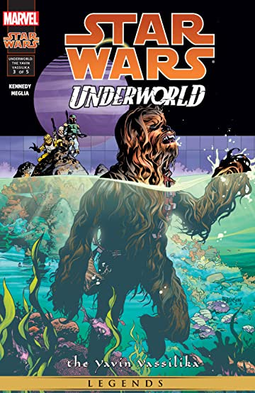 Star Wars: Underworld - The Yavin Vassilika (2000-2001) #3 (of 5)