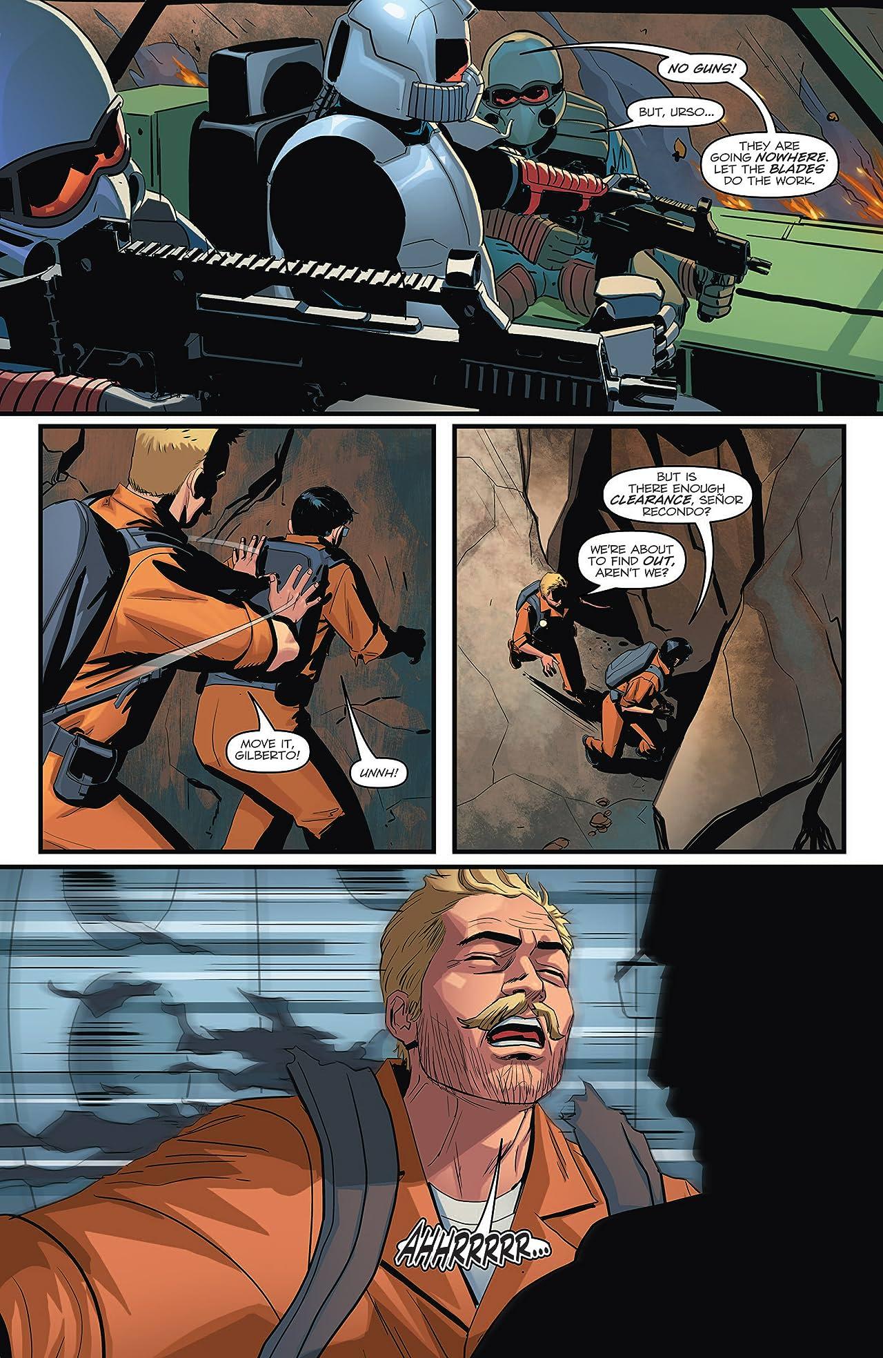 G.I. Joe (2011-2013) #16