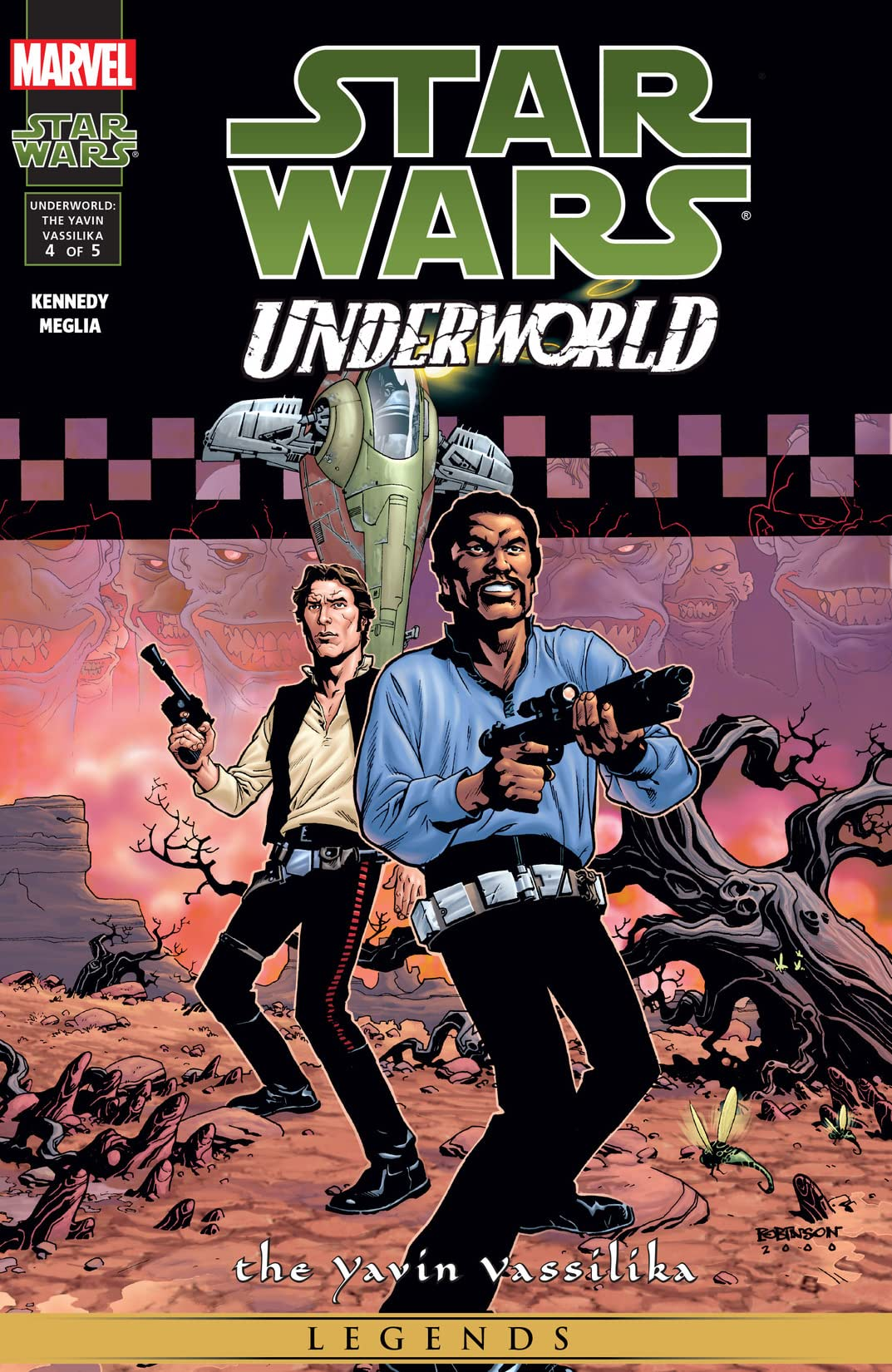 Star Wars: Underworld - The Yavin Vassilika (2000-2001) #4 (of 5)