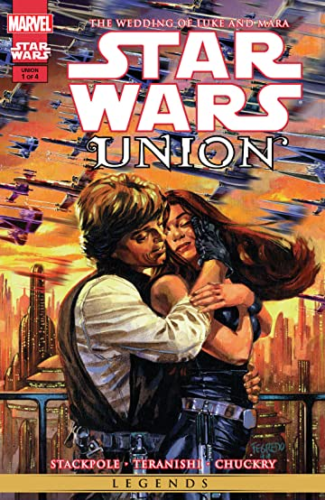 Star Wars: Union (1999-2000) #1 (of 4)
