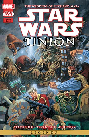 Star Wars: Union (1999-2000) #2 (of 4)