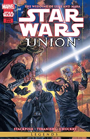 Star Wars: Union (1999-2000) #3 (of 4)