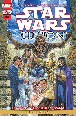 Star Wars: Union (1999-2000) #4 (of 4)