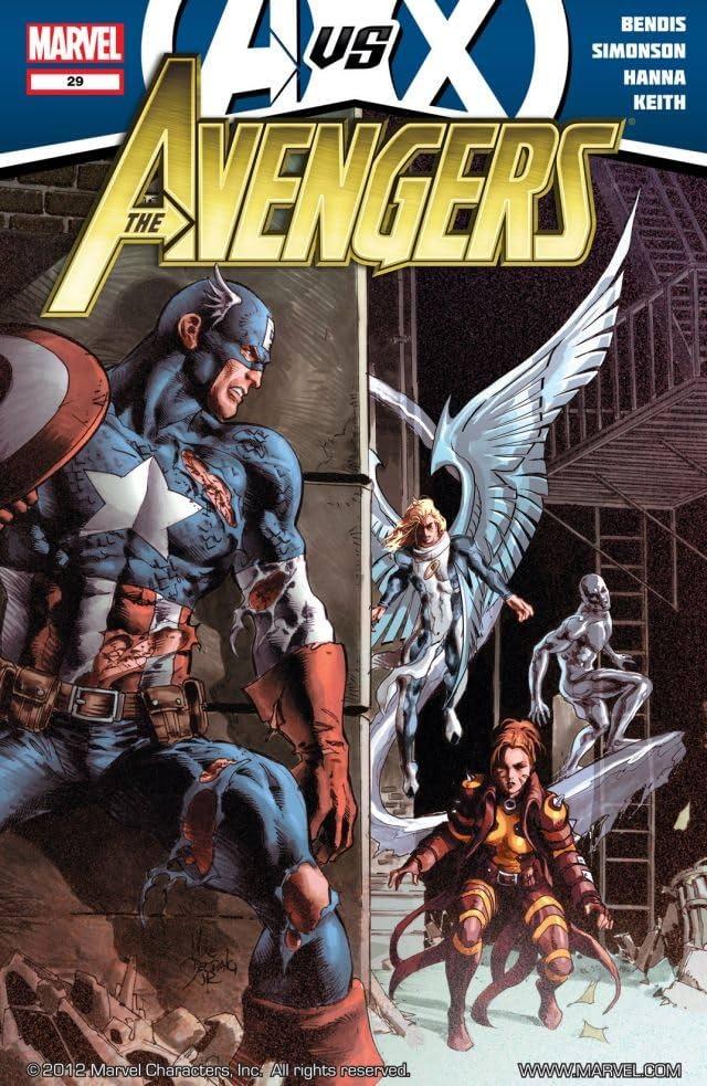 Avengers (2010-2012) #29
