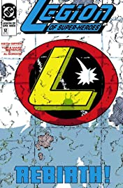 Legion of Super-Heroes (1989-2000) #12