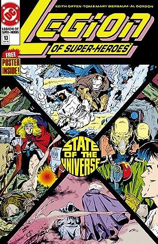 Legion of Super-Heroes (1989-2000) No.13