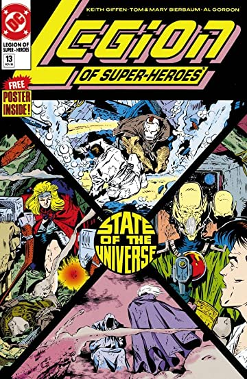 Legion of Super-Heroes (1989-2000) #13
