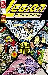 Legion of Super-Heroes (1989-2000) #13