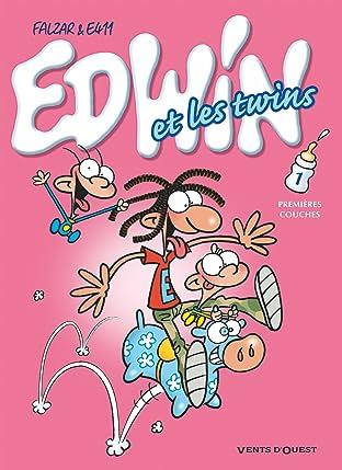 Edwin et les twins Vol. 1: Premières couches