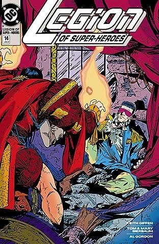 Legion of Super-Heroes (1989-2000) No.14