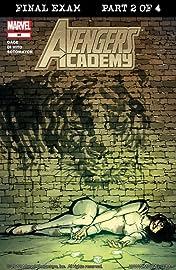 Avengers Academy #35