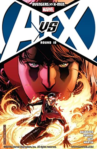 Avengers vs. X-Men No.10 (sur 12)