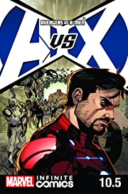 Avengers vs. X-Men #10: Infinite
