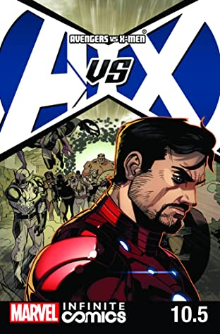 Avengers vs. X-Men No.10: Infinite