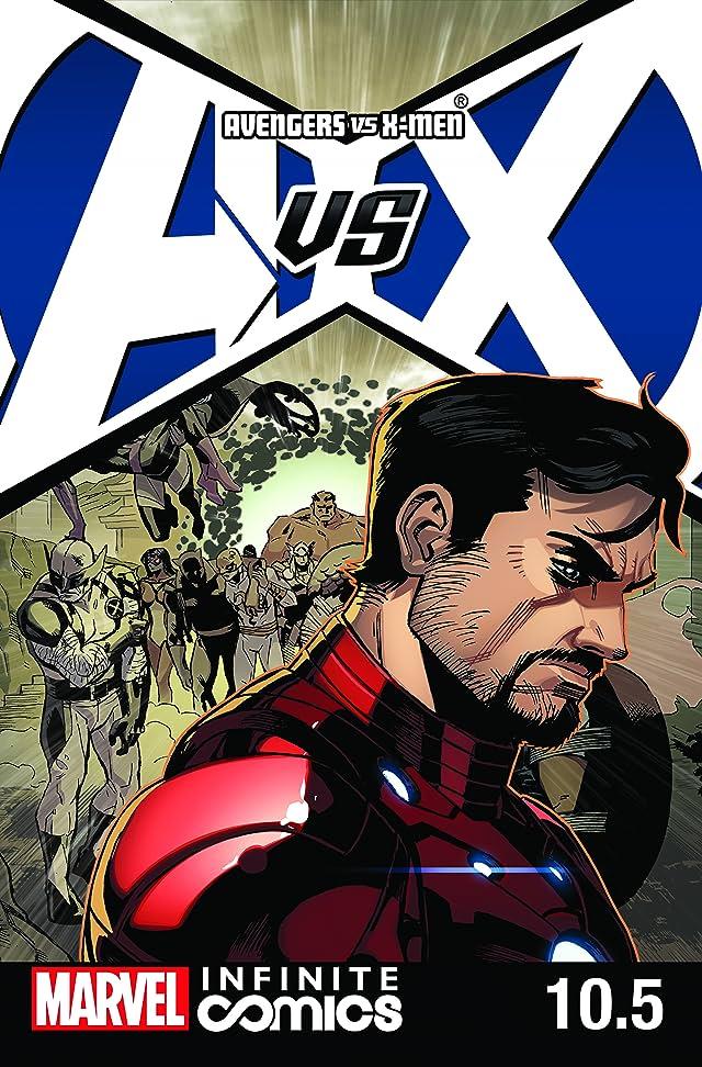Avengers vs. X-Men #10: Infinite