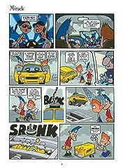 Smax Vol. 4: L'Eté meurtrier