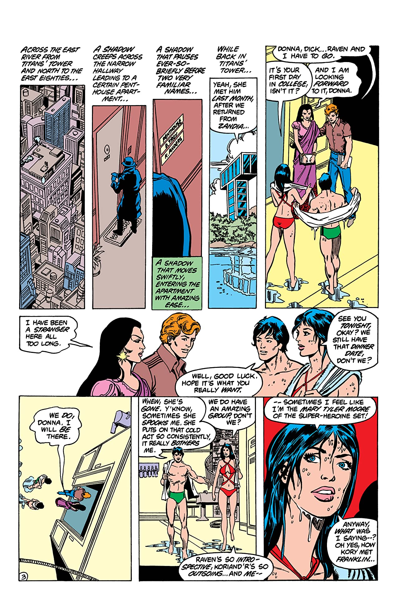 New Teen Titans (1980-1988) #16