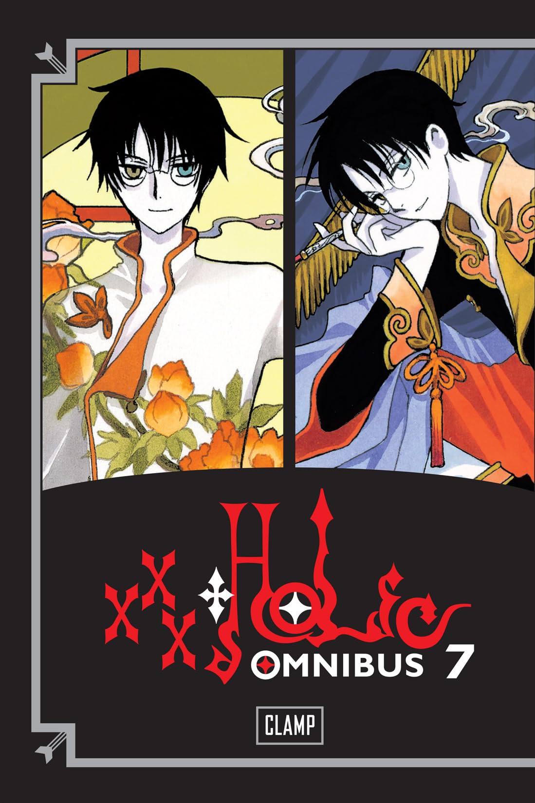xxxHOLiC Omnibus Vol. 7