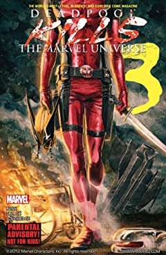 Deadpool Kills the Marvel Universe #3 (of 4)