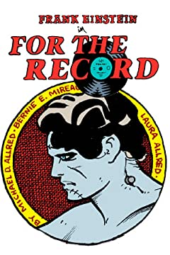 Madman: For the Record