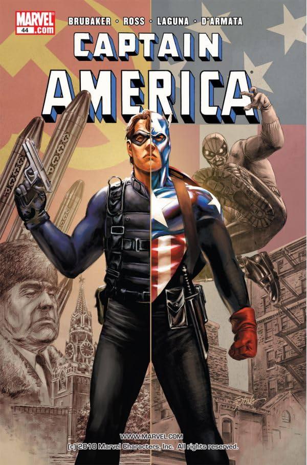 Captain America (2004-2011) #44