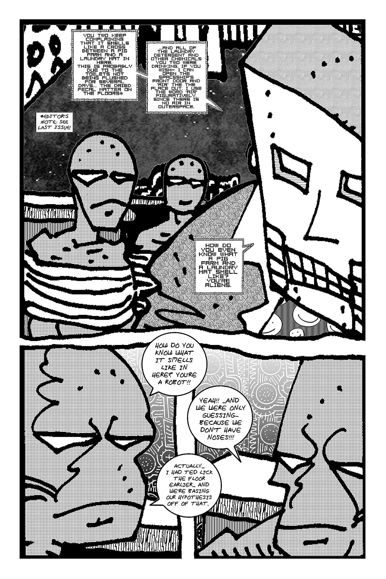 The Disgruntled Avenger #102