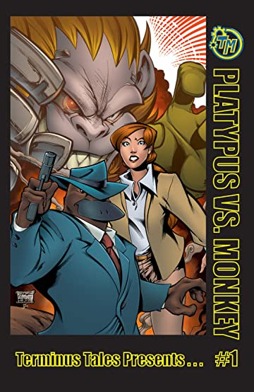 Terminus Tales Presents - Platypus Vs. Monkey #1