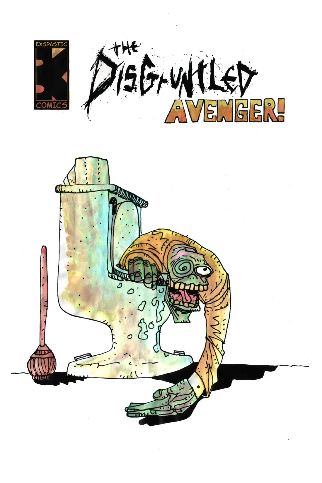 The Disgruntled Avenger #103