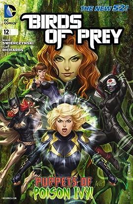 Birds of Prey (2011-2014) #12