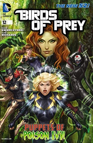 Birds of Prey (2011-2014) #12