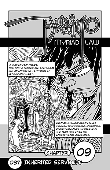 Avaiyo: Myriad Law #037